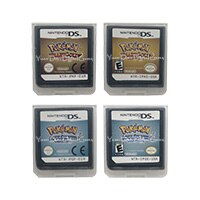 Cartucho para Nintendo DS 2DS 3DS, Cartucho para consola de videojuegos serie Poke HeartGold/SoulSilver EU/US