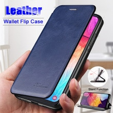 Luxury Leather Flip Magnetic Case For Honor 9A 9C 9S 9X 10 9 Lite 10i 10X Wallet Stand Cover On Hono