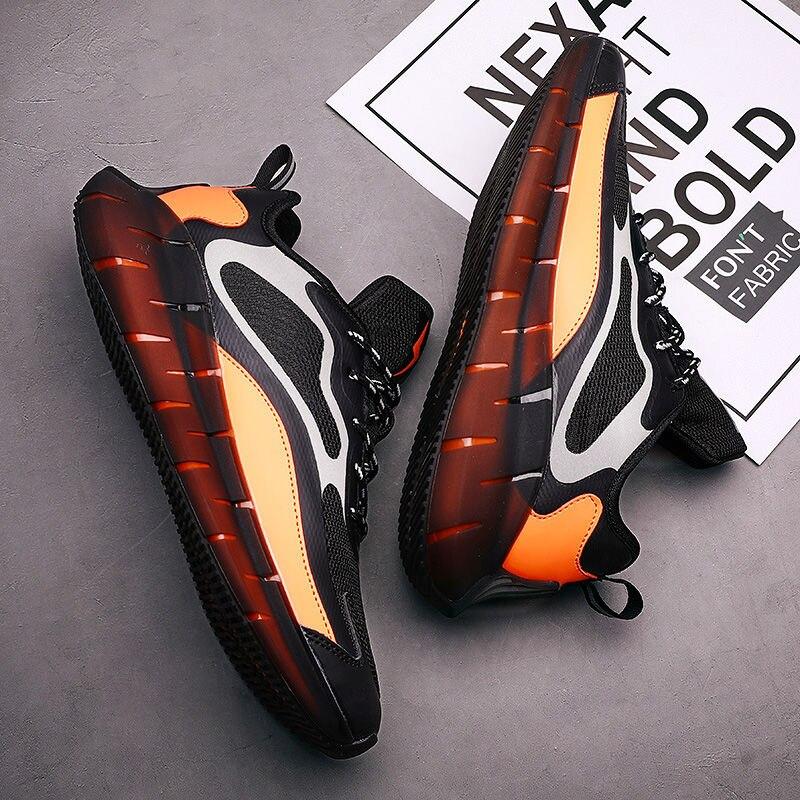 New in 2020 super light men's jogging Shoes men TPU sole trainers men Zapatillas Hombre sneakers men tenis masculino scarpe uomo