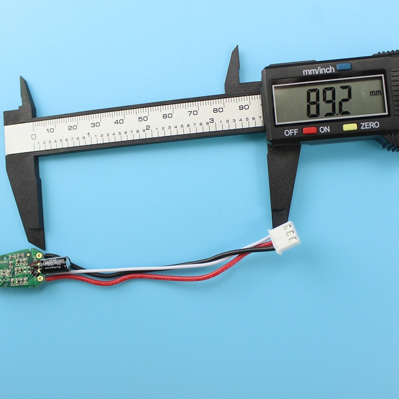Electronic Speed Controller Front Rear ESC for Wltoys XK X450 Airplane enlarge