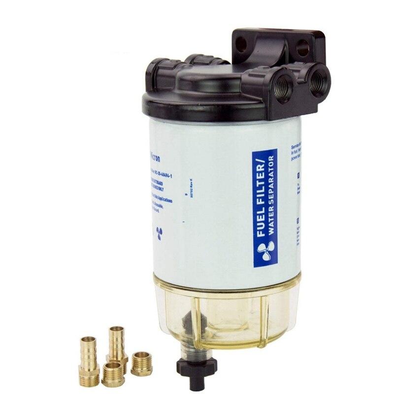 Filtro de separación de agua y combustible marino S3213, filtro de combustible, separador de agua
