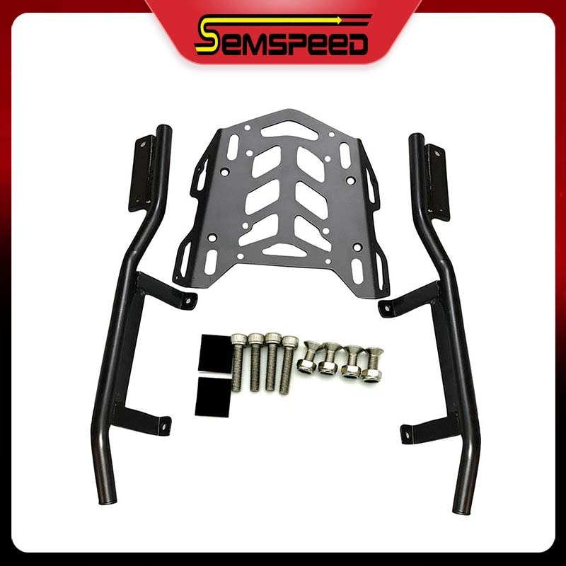 Semspeed мотоцикл задний Чемодан кронштейн для установки в стойку доска задние стойки аксессуары для HONDA ADV 150 adv 150 2019 2020