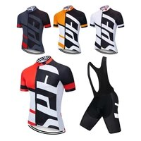 2021 mens and womens summer cycling wear short sleeved bib pants breathable and quick drying tour de france competition suit