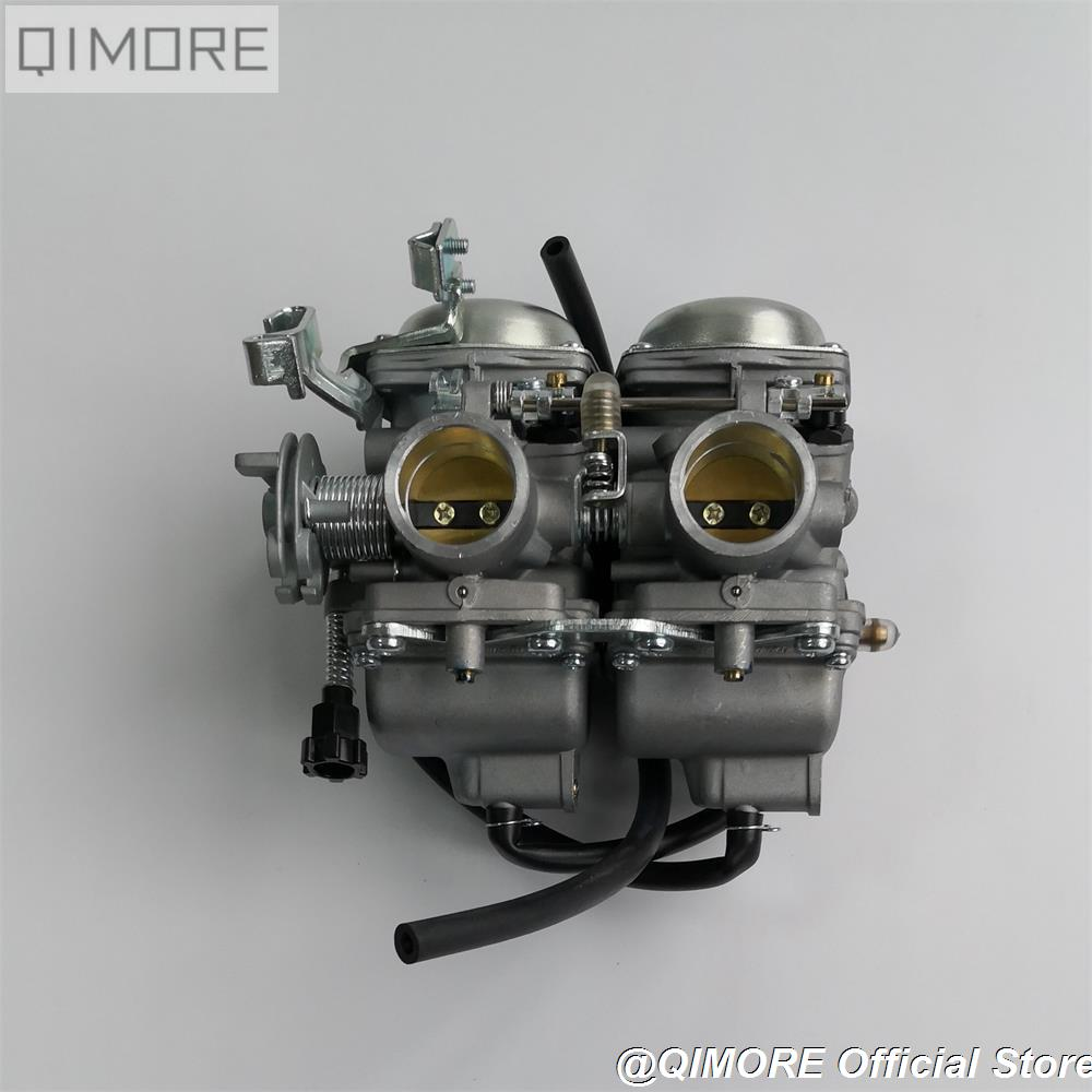 26mm Twin Carburetor for Motorcycle Rebel CA250 CMX250 CMX250C Vento Barracuda 250 KEEWAY Supertiger Jinlun Texan 250 253FMM
