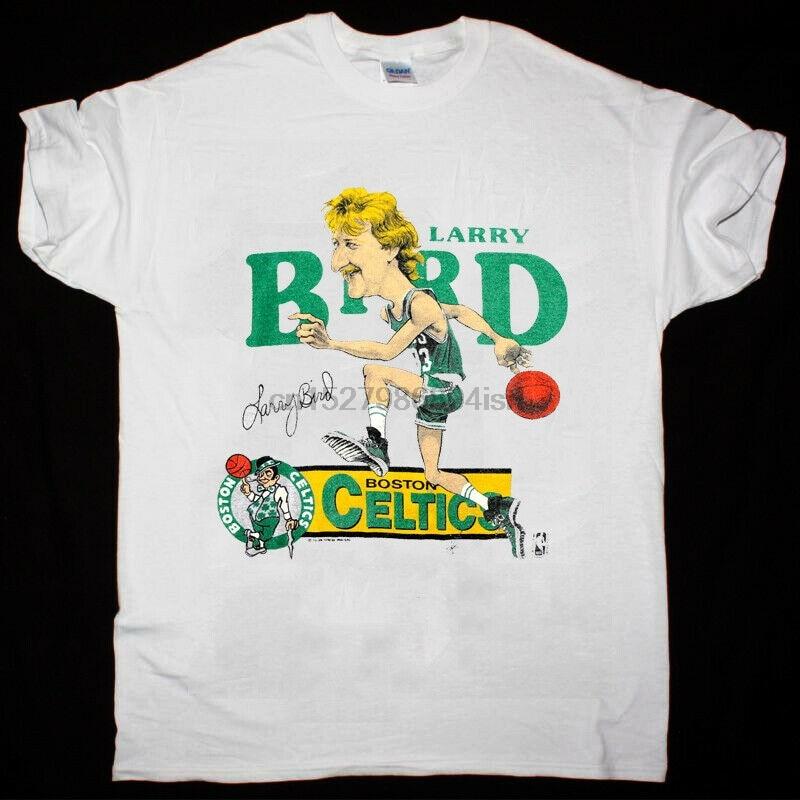 Larry Vogel Vintage 1980s Boston t-shirt nachdruck