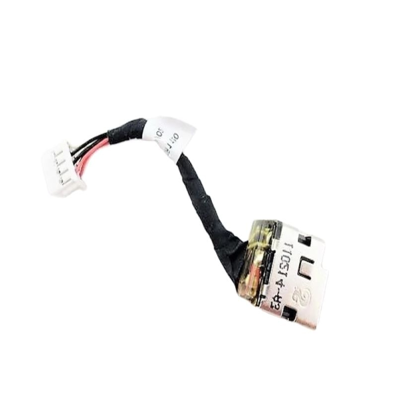 for hp pavilion 15 da 15 db 799736 f57 l20475 001 dc in power jack cable charging port connector For HP Pavilion G4-1000 DD0R11AD020 DD0R11AD000 639443-001 DC In Power Jack Cable Charging Port Connector