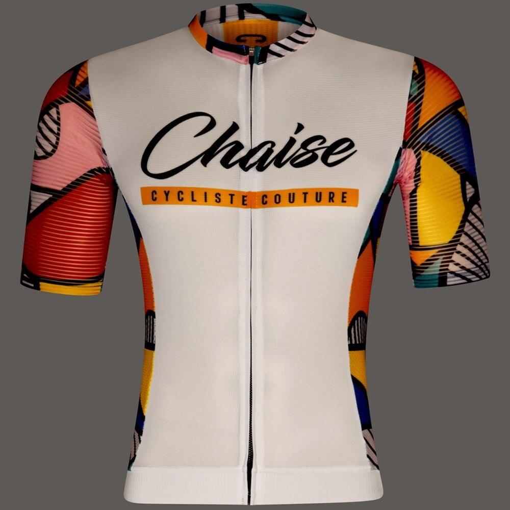 CHAISE Culote De ciclista De Jersey De manga traje De verano Ciclismo...