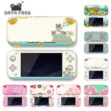 DataFrog 14 Muster Aufkleber Für Nintendo Schalter Lite Haut Aufkleber Schutz Aufkleber Für Nintend Schalter Lite Pikachu Nette Haut