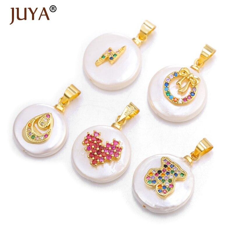 JUYA новые аксессуары, пластиковая подвеска в форме сердца, модные подвески, подвески для ювелирных изделий, Изготовление поделок своими рука...