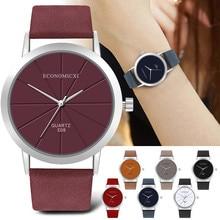 3D Women Minimalist Calendar Leather Belt Woman Quartz Watch New Luxury Casual Ladies Solid Watch Cl