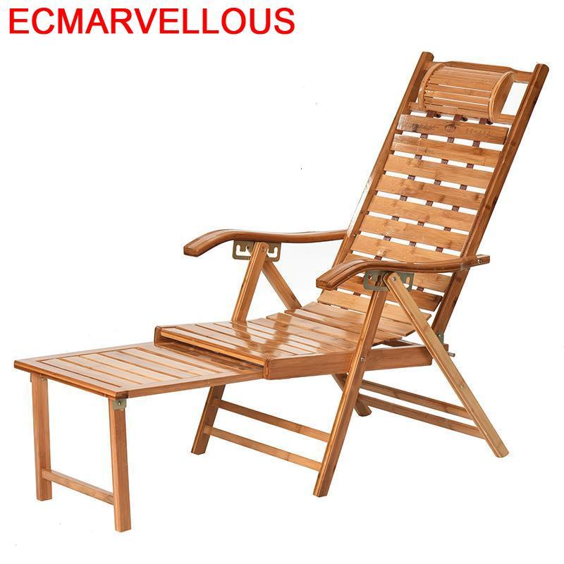 Da Salotto-sillón Plegable de bambú, Cama moderna Para Sala de estar, sofá Plegable