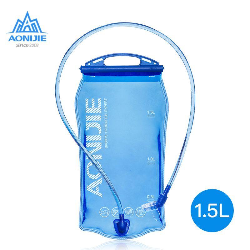 AONIJIE Water Bladder Hydration Pack Storage Water Reservoir Bag BPA Free Running Hydrations SD12  - 1L 1.5L 2L 3L