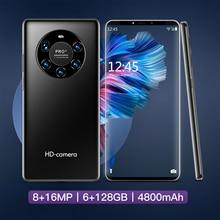 2021 Hawei Mate 40 Pro 5G Smartphone 6.1inch Mobile Phone,Telefone Smartphone with Dual Sim Card 6GB