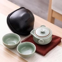 tea for set teapot cups teaware bowl ceremony porcelain services pair chinese potx beautiful gaiwan kettle ceramic gift saucer