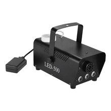 400W fumée brouillard Machine sans fil à distance DJ Disco fête scène brumisateur fumeur fumée Machine fluide fumée Machine liquide