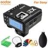 Godox X2T-S TTL 1/8000s 2.4G אלחוטי טריגר משדר עבור Sony DSLR מצלמות Godox TT350S V860II-S TT685-S V350S V1S