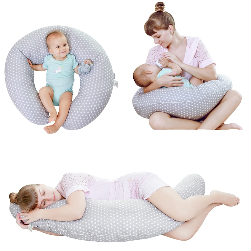U-shaped Pregnancy Women Pillows Comfortable Maternity Belt Body Pregnancy Pillow Pregnant Side Sleepers Cushion for Bed enlarge