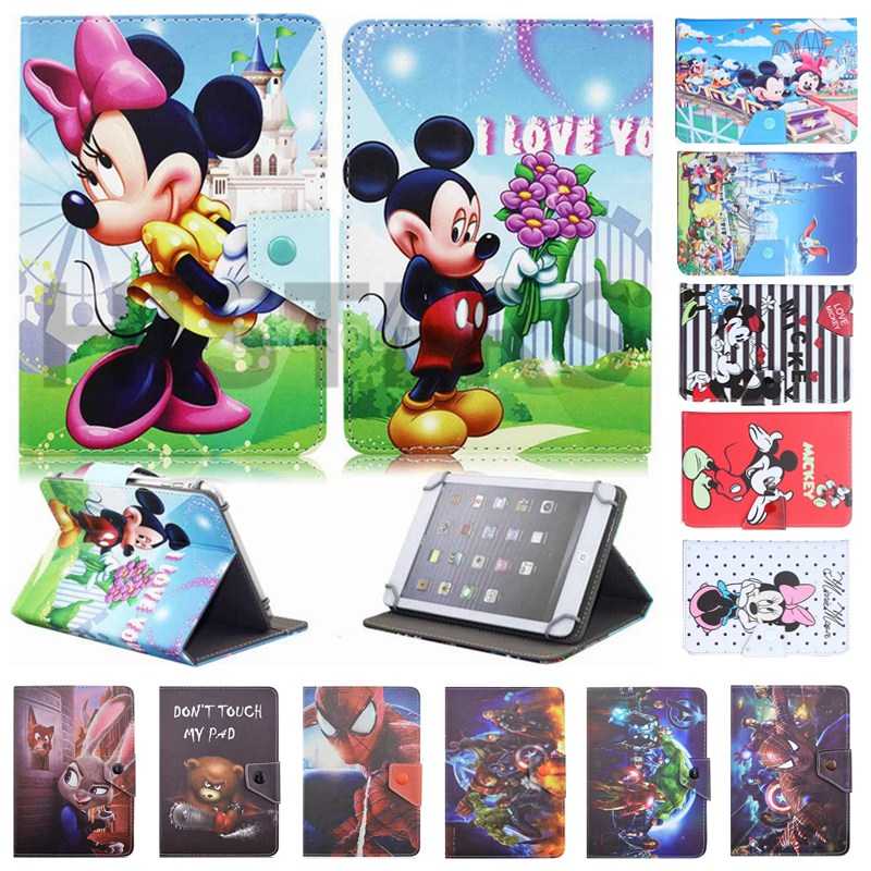 Универсальный чехол для 7-дюймового планшета Samsung Galaxy Tab A6 E 4 3 2 7,0/Lenovo Tab E7 4 3 2 7 ESSENTIAL/Huawei Mediapad T3 T2 T1 7,0
