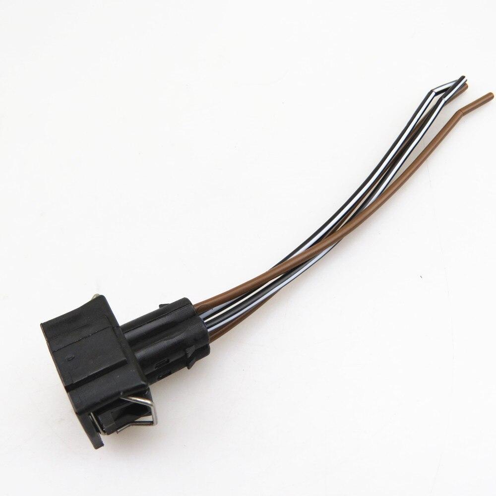 FHAWKEYEQ Air Conditioning Pressure Sensor Switch Plug Cable For 02-05 VW Passat B5 S4 A4 A6 8D0 959 482B 8D0959482B 357 919 754