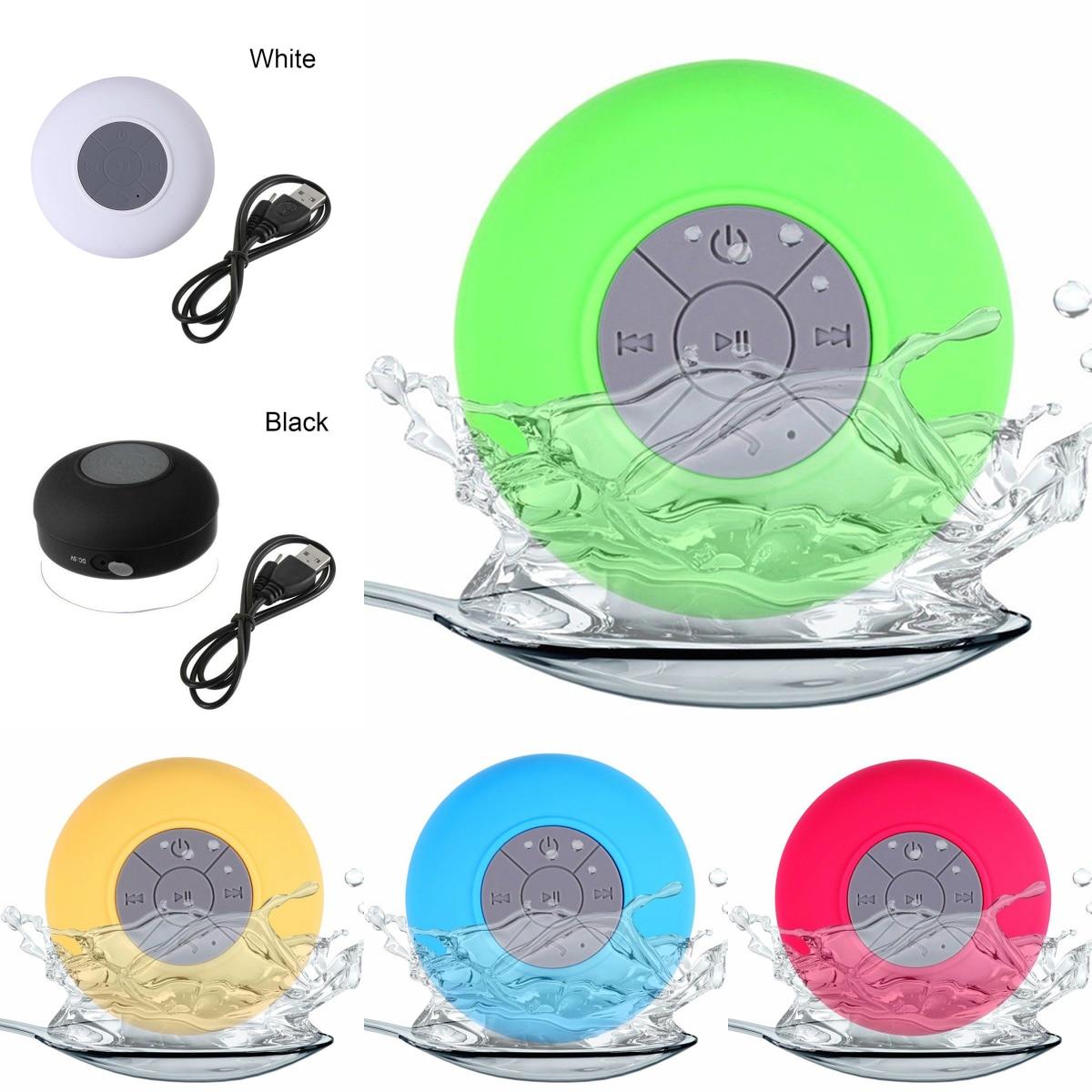 Minialtavoz portátil inalámbrico con Bluetooth, Altavoz resistente al agua, manos libres, sonido...