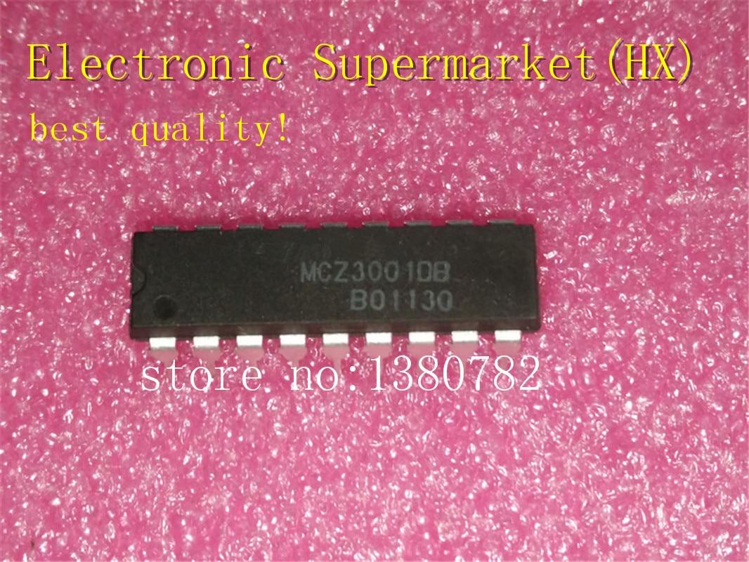 Free Shipping 10pcs/lots MCZ3001DB MCZ3001D  DIP-18  New original  IC in stock! free shipping 10pcs lots ina333aidgkr ina333 msop 8 new original ic in stock