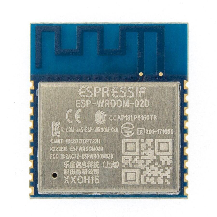 ESP-WROOM-02 ESP-WROOM-02D Modul Espressif Original WIFI drahtlose modul intelligente gehäuse system