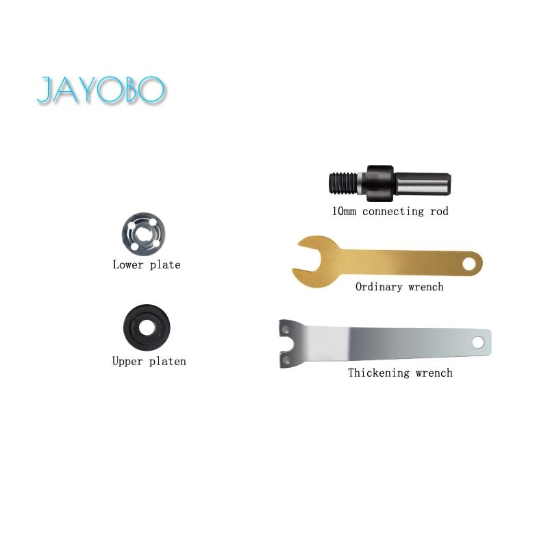 JAYOBO hoja de sierra Universal para conectar conjunto de varillas de mano...