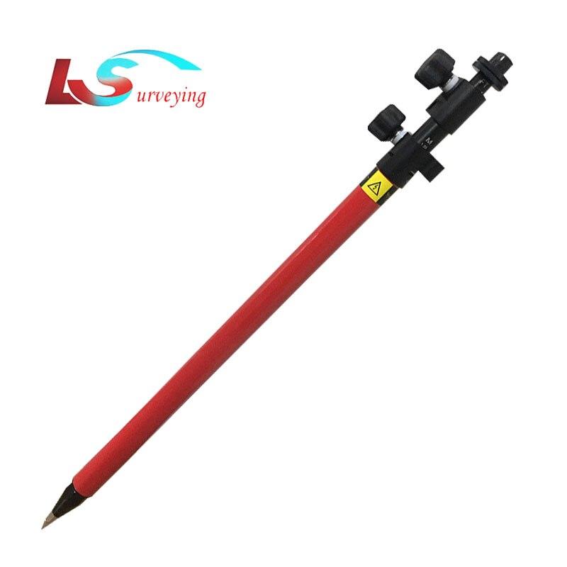 Алюминиевый мини-Призматический столб AdiPro, длина 1,8 м, для Topcon Trimble sokkia nikon surveying prism5.9, замок для ног