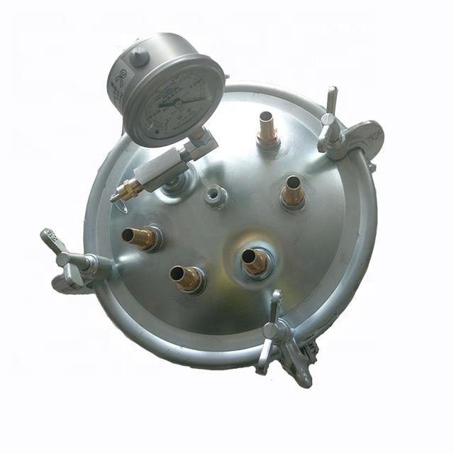 Vacuum Pressure Resin Catch Pot Infusion Equipment enlarge