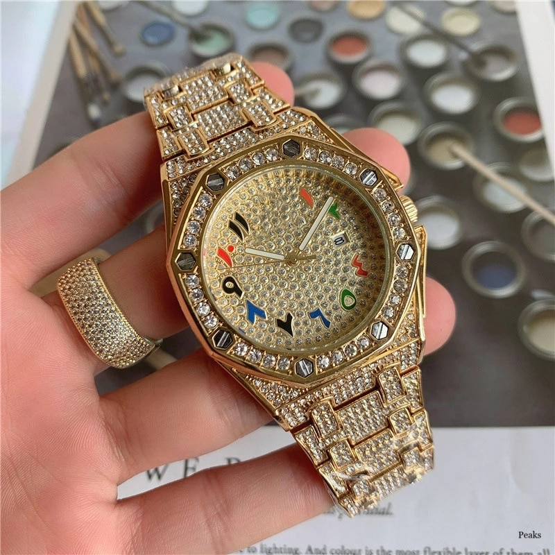 2021 Luxury  Mens Casual Business Stainless Steel Male Wristwatch Gypsophila Fashion Dress Three-Pin