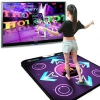 no slip dance step dance pad movement pad wireless accurate sensing motion foot print mats fitness game pads usb pc dance mat