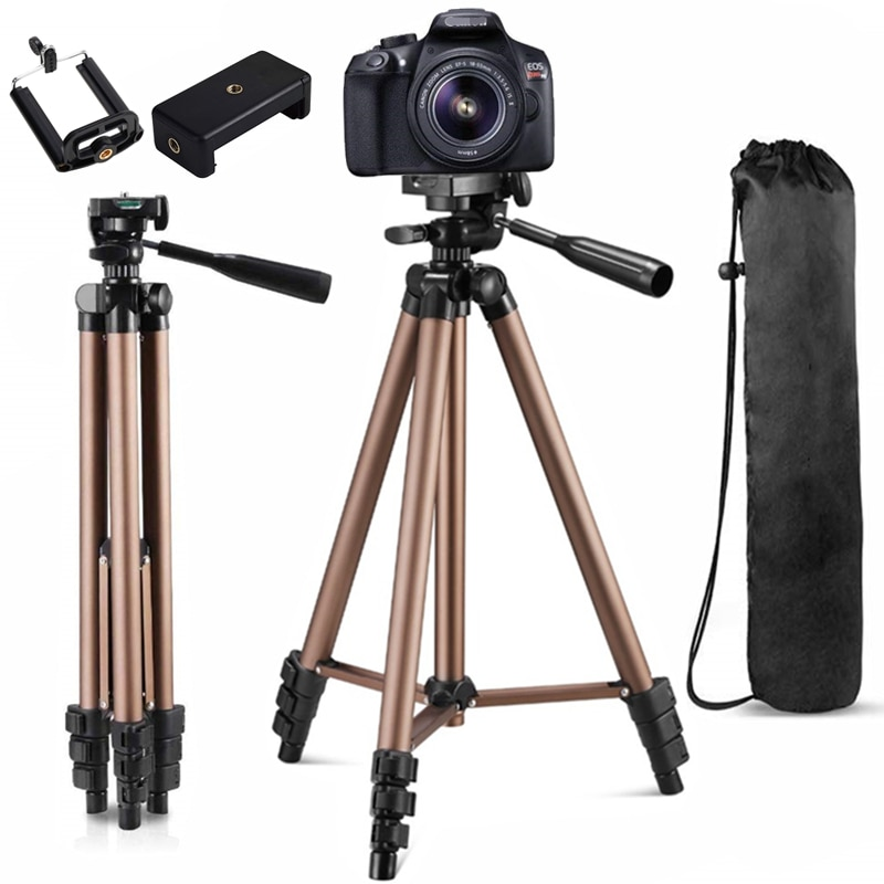 Camera Tripod For Phone Tripod For Camera Holder For Phone Cellphone Mobile Smartphone Canon Dslr Projector Mount Stand Monopod mobile phone holder flexible octopus tripod bracket for mobile phone camera selfie stand monopod support photo remote control