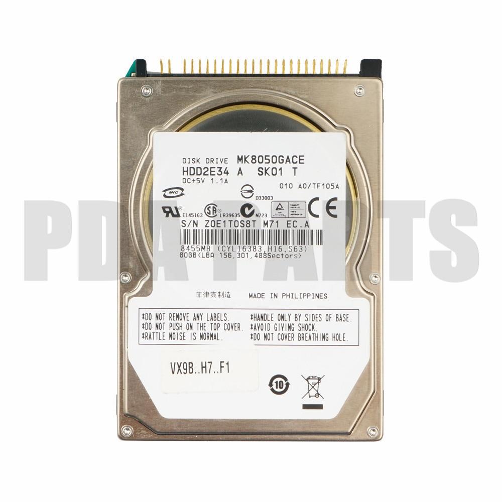 Disco Duro (capacidad 80GB) para Honeywell LXE Thor VX9