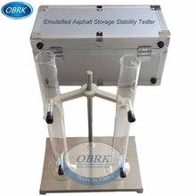Testeur de stabilité mécanique de stockage dasphalte de bitume émulsifié