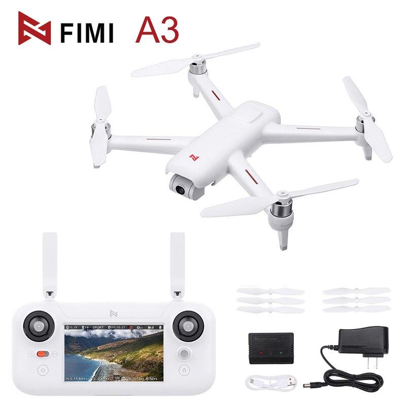 FIMI A3 Camera Drone HD 1080P Camera RC Quadcopter drone accessory kit 5.8G GPS Original A3 Drone 1KM FPV