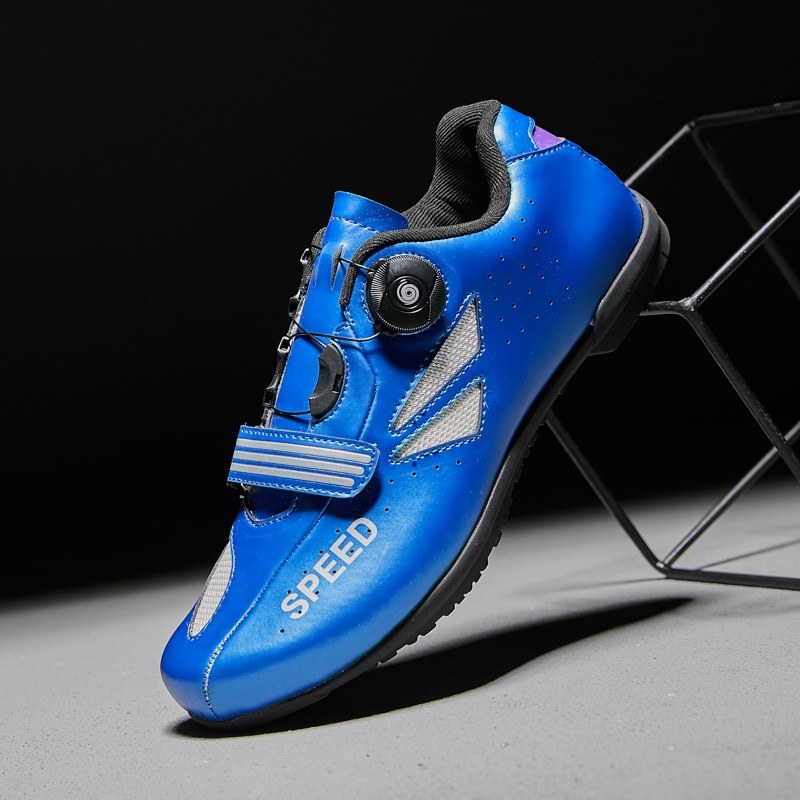 Road cycling shoes men sapatilha ciclismo bicycle self-locking shoes outdoor Athletic ultralight comfortable mountain Bike shoes
