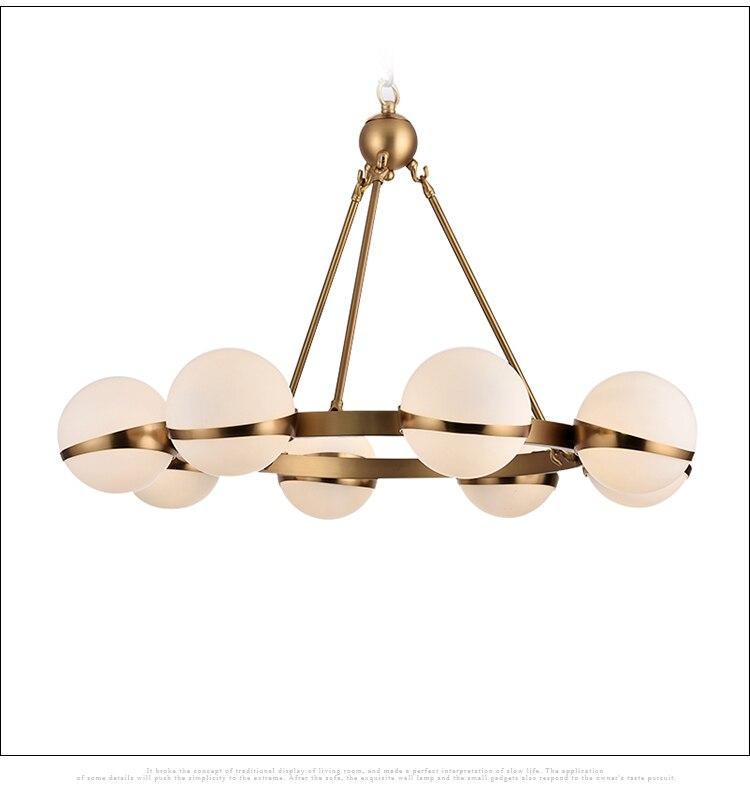 luminaria pendente de bola de vidro lampada para decoracao interna de banheiro e