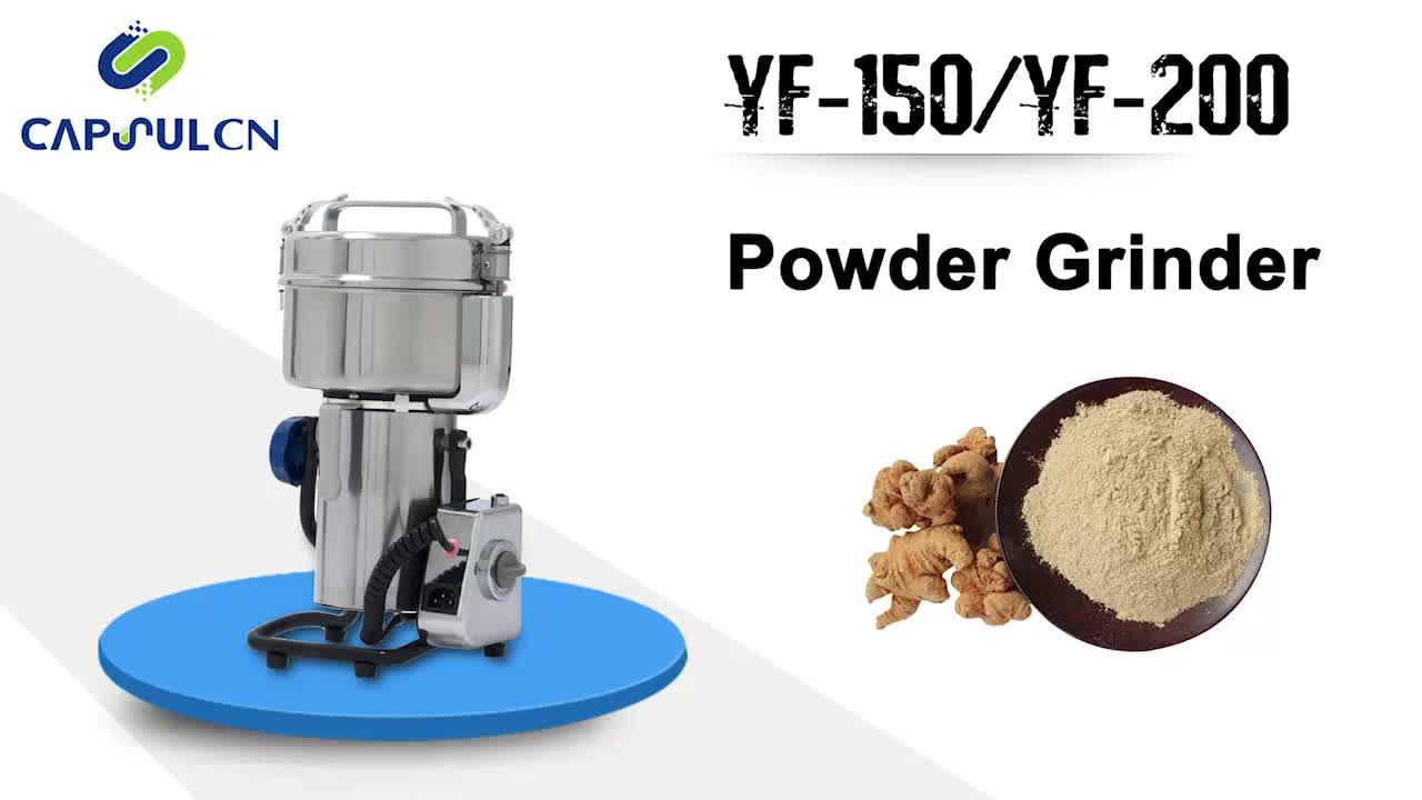 YF-150 Herb Powder Grinding Machine Mill Herb Grinder enlarge