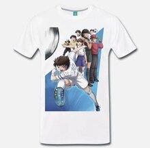 T-shirt Holly E Benji Captain Tsubasa Cartone Anni 80 Calcio 1 S-M-L-XL-2XL-3XL
