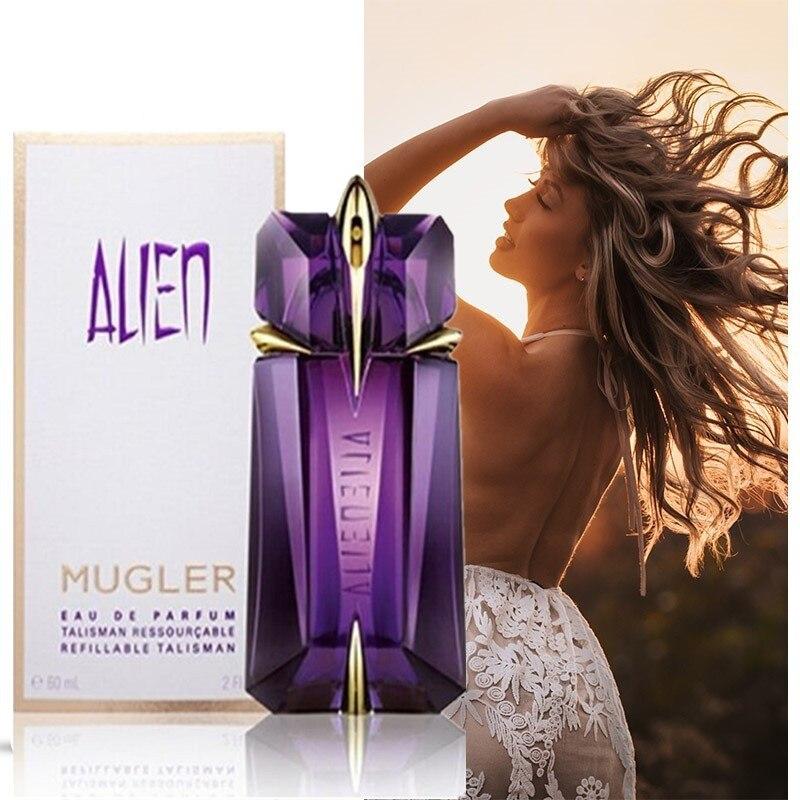 Parfums DE ALIEN para mujer, fragancia DE larga duración, perfume secreto femenino,...