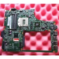 original main board fit for lenovo b5400 m5400 laptop motherboard pga 947 with video card 100 tested good working