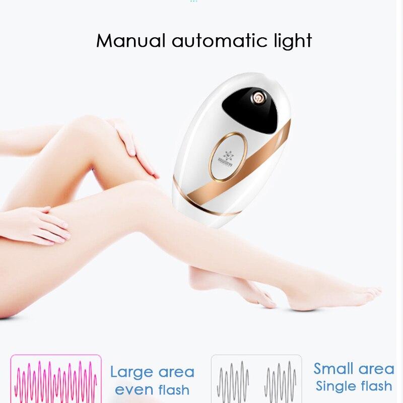 300000 флэш лазерный эпилятор ручной Электрический фото женский безболезненный резьбы Эпилятор Профессиональный постоянный IPL эпилятор