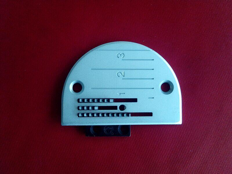 SIRUBA E702/D702 placa de aguja dientes conjunto completo accesorios para máquinas de coser