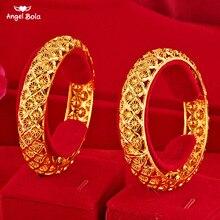 2020 nouveau Style lin fleur couleur alluviale or musulman Bracelet réglable or modèle accessoires de mariage cadeaux glorieux