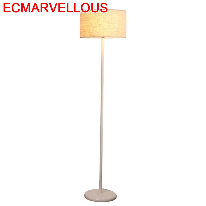 Lámpara De Pie De diseño nórdico moderno Para salón, lámpara De Pie