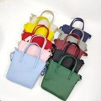 Женская сумка, сумка через плечо из ПВХ кожи, сумка-мессенджер, женская маленькая сумка-тоут, милая сумка через плечо