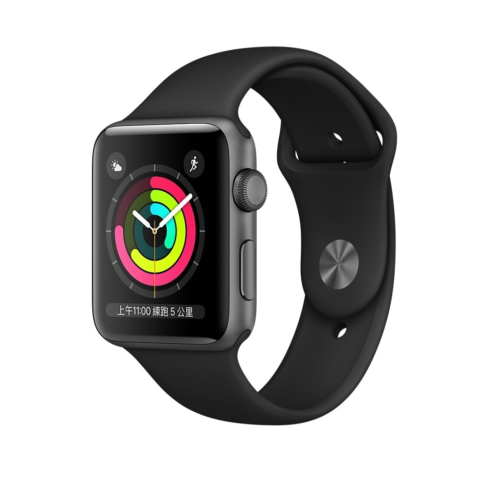 Review Apple Watch 3 Series 3 Women and Men's Smartwatch GPS Tracker Apple Smart Watch Band 38mm 42mm Smart Wearable Devices