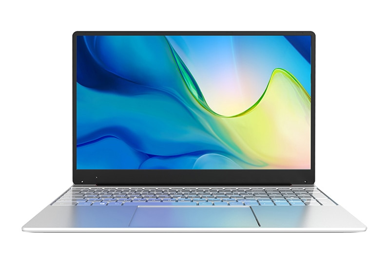 Ultra Thin Notebook PA156G Laptop Computer Windows 10 Tablet PC Intel Celeron J4125 15.6