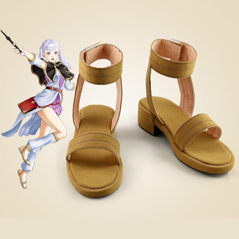 للجنسين أنيمي تأثيري نويل سيلفا تأثيري ازياء أحذية مخصصة