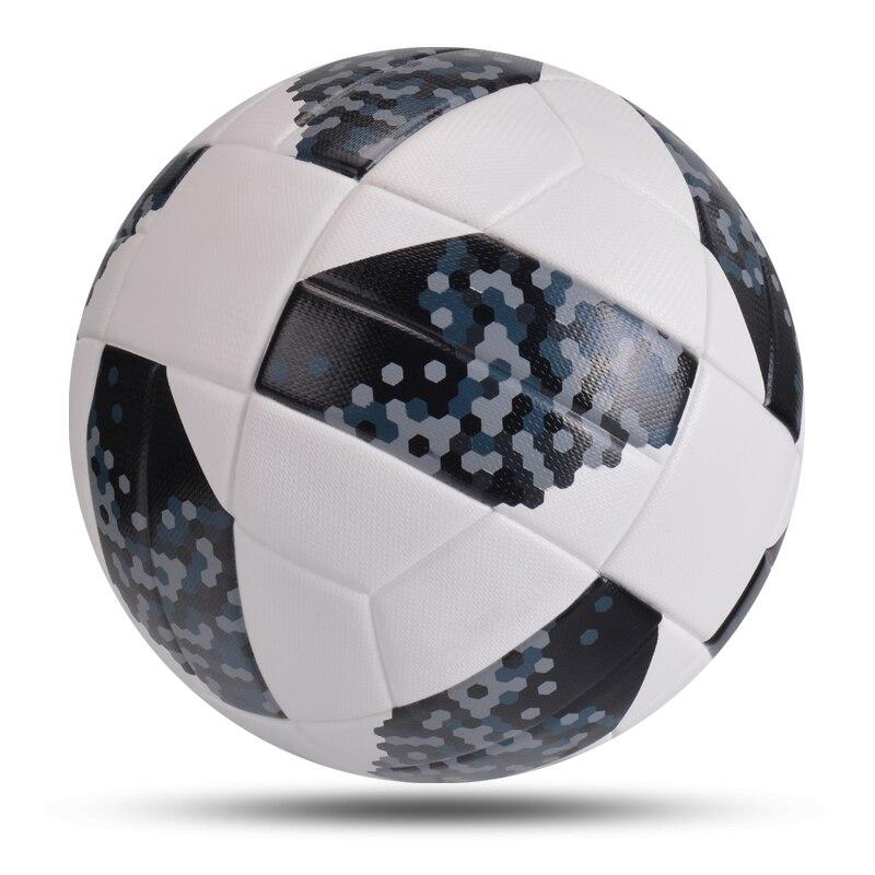 Новые высококачественные футбольные мячи, офисные, размер 4, размер 5, футбольные из искусственной кожи, футбольные мячи, футбольные мячи